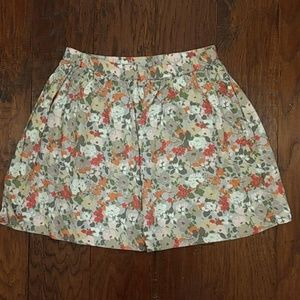Old Navy NWT floral skirt